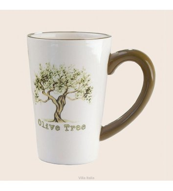 Villa Italia - Kubek 350 ml OLIVE TREE